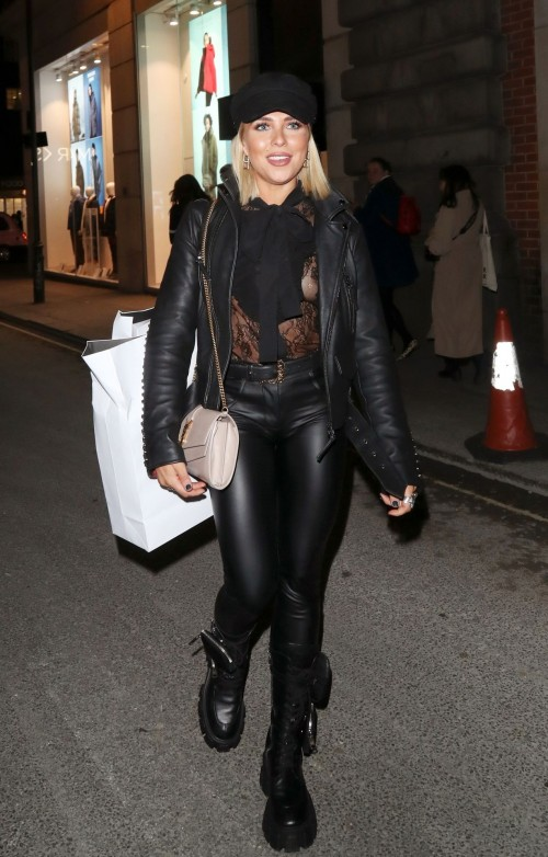 Gabby-Allen-See-Thru-Nipple-in-Black-Lace-Top-amp-Leather-1.md.jpg