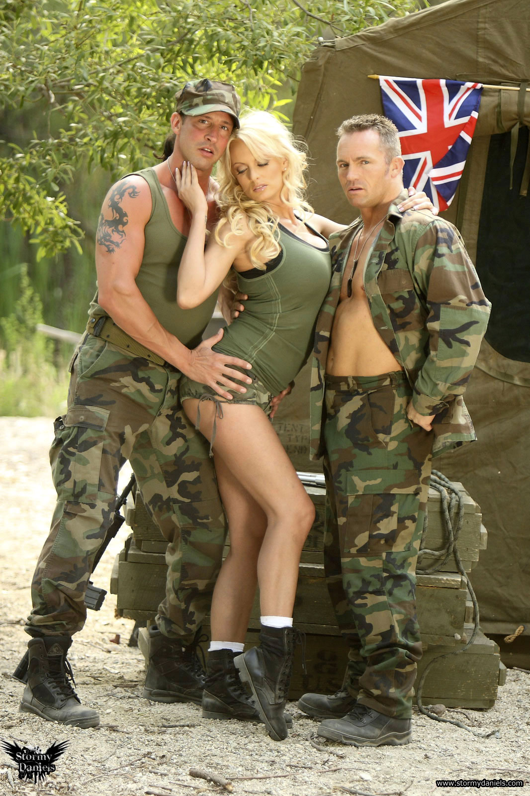 Nude military girl Army Sgt.