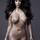 Kim Kardashian Full Frontal Nude for W Magazine 4th - Celebrity Pussy/Nude, Cameltoe