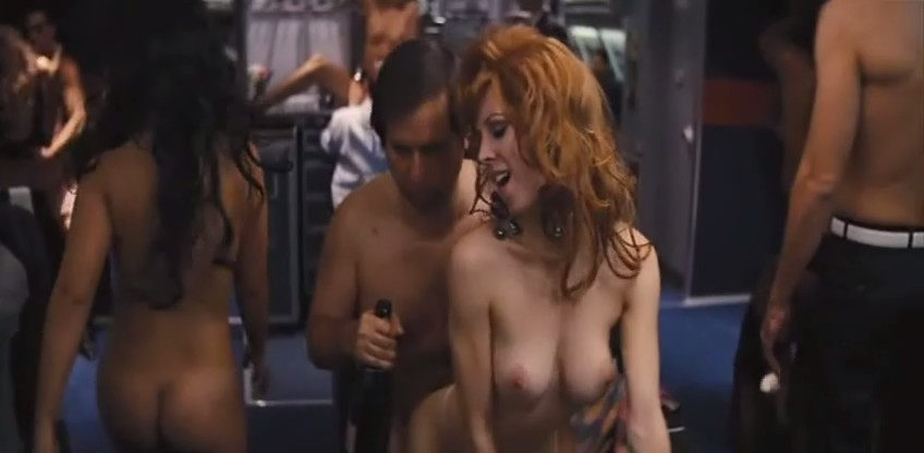 Wolf wallstreet nude robbie of Margot Robbie