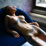 Anastasiya-Snegova-nude-hot-tattoes-12