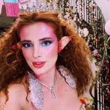 Bella-Thorne-Braless-Fairy-Nipples-4