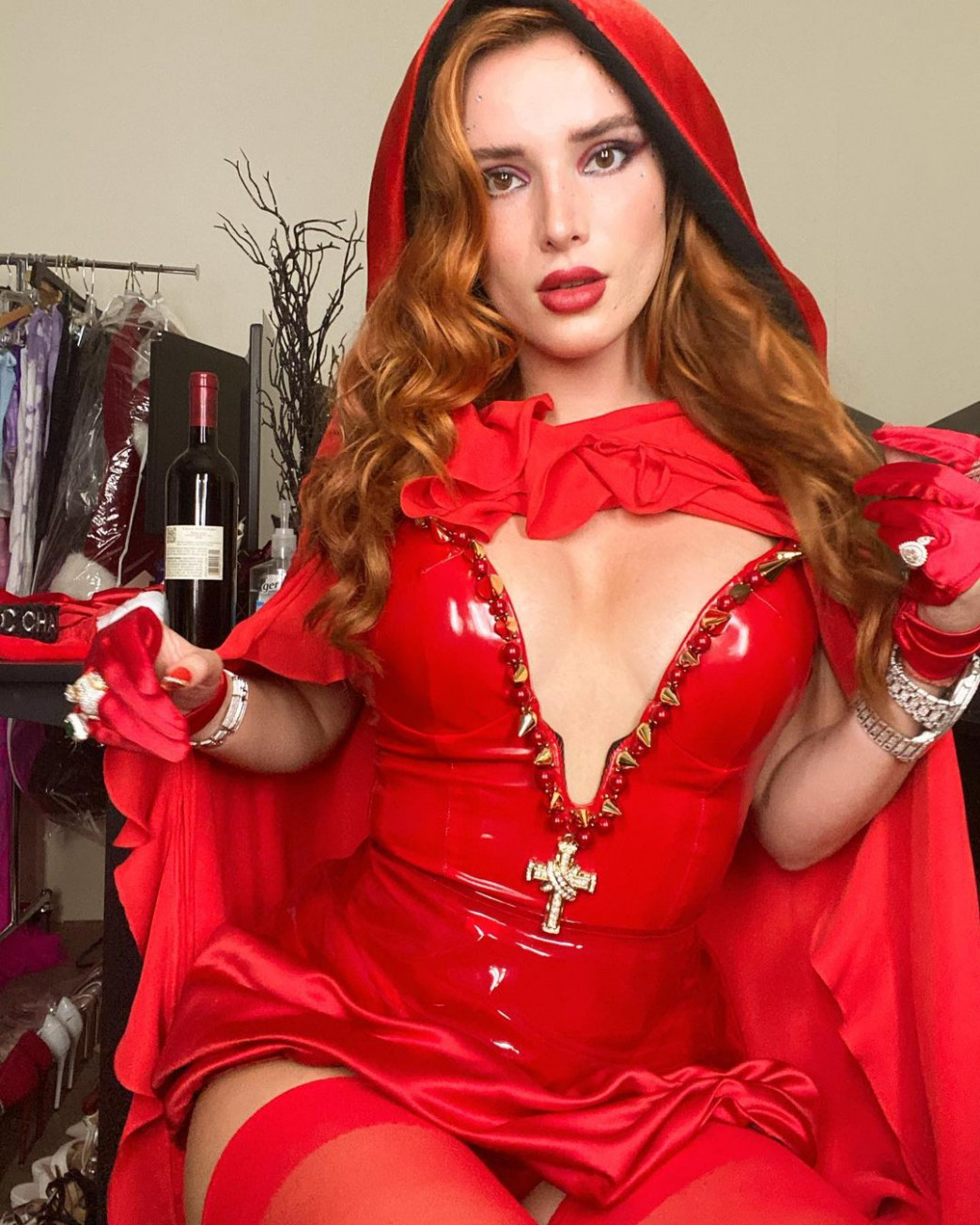 Bella-Thorne-In-Busty-Halloween-Costume-4.jpg