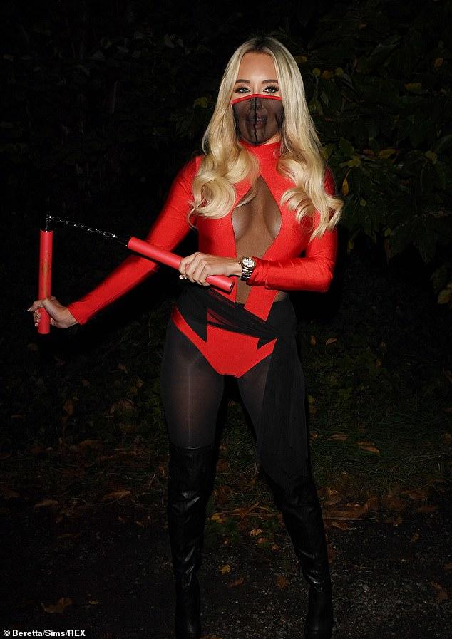 Amber-Turner-Sexy-In-Semi-Sheer-Halloween-Costume-4.jpg