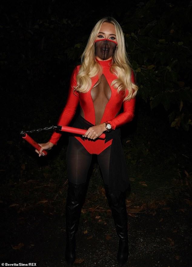 Amber-Turner-Sexy-In-Semi-Sheer-Halloween-Costume-5.jpg