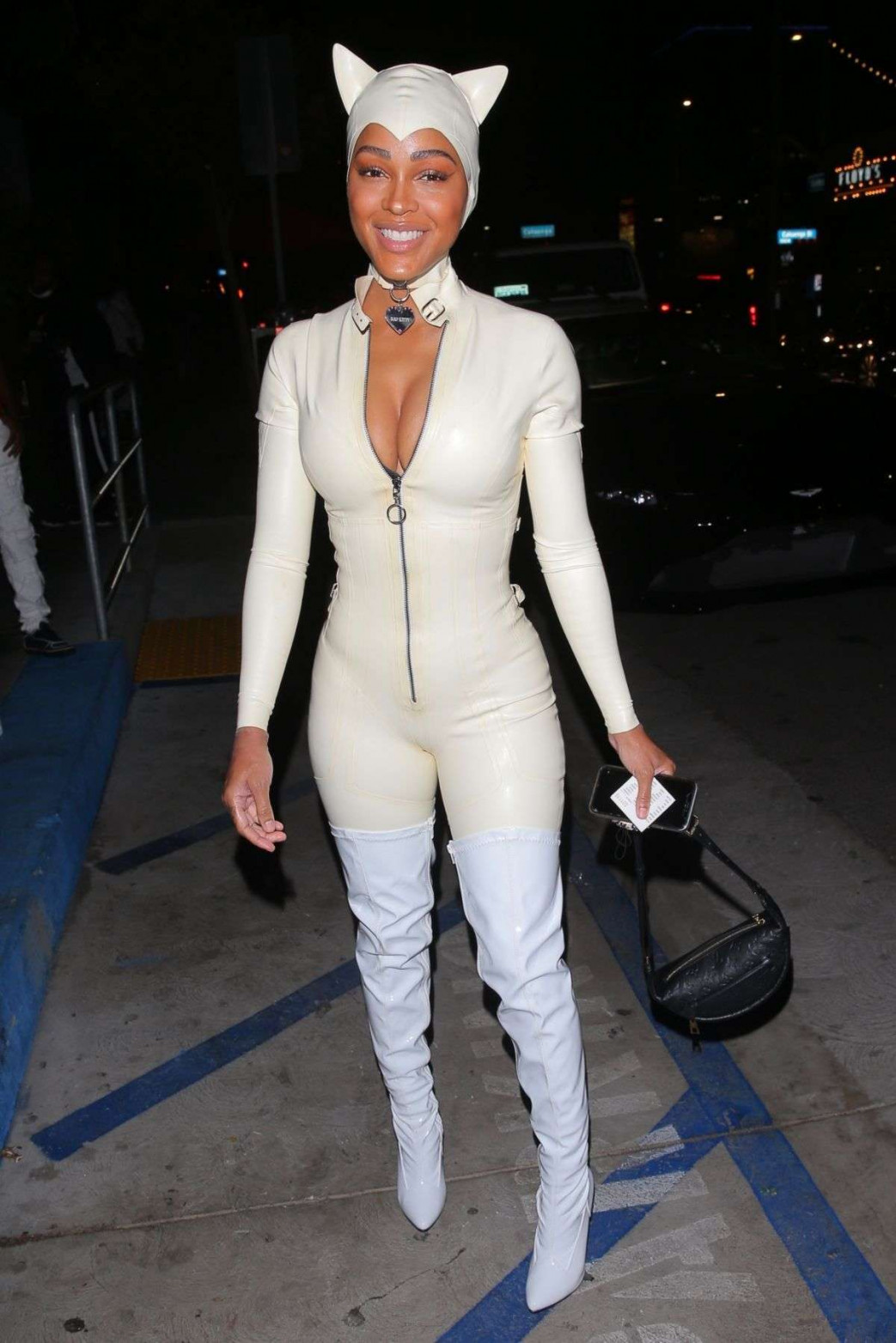 Meagan-Good-Busty-In-White-Catsuit-For-Halloween-2020-8.jpg