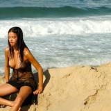 Adriana-Lima-in-Wet-See-Thru-Lingerie-For-Pirelli-Calendar-2