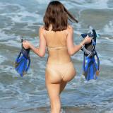 Alexandra-Daddario-Pokies-and-Wedgie-Picking-In-Wet-Bikini-5