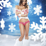 Lucy-Pinder-Naked-Christmas-21