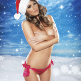Lucy-Pinder-Naked-Christmas-25