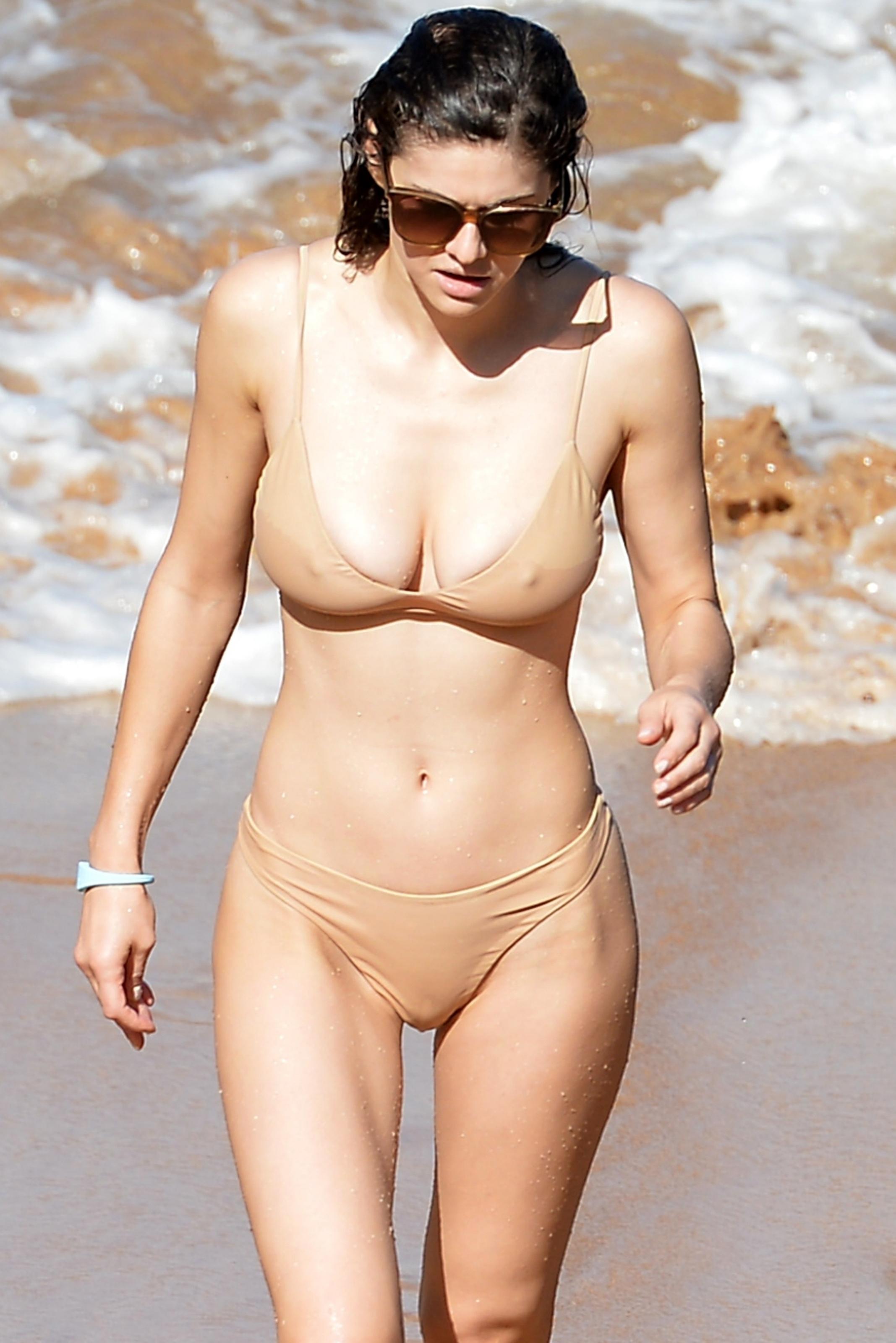 Nudes alexandra daddario Baywatch's Alexandra